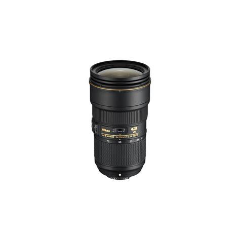 Lensa Nikon 24 70mm F 2 8 Vr Ii nikon af s nikkor 24 70mm f 2 8e ed vr lens