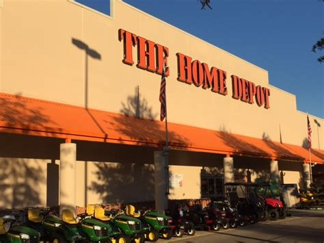 the home depot aiken sc business information