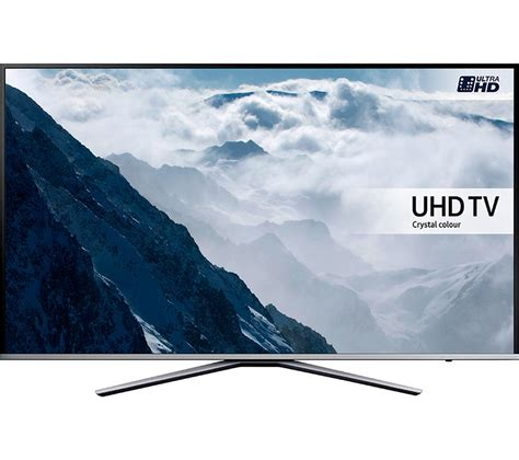 Tv Samsung 4k buy samsung ue49ku6400 smart 4k ultra hd hdr 49 quot led tv