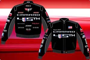camaro racing jacket chevy camaro jacket