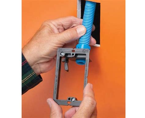 low voltage conduit code compliance does conduit terminated in backless