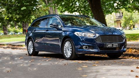 New Ford Mondeo 2018 by 2018 Review Ford Mondeo Trend Wagon