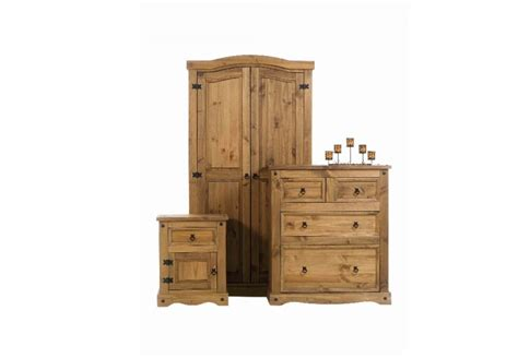 Corona Bedroom Furniture Set Corona Pine Bedroom Set By Products