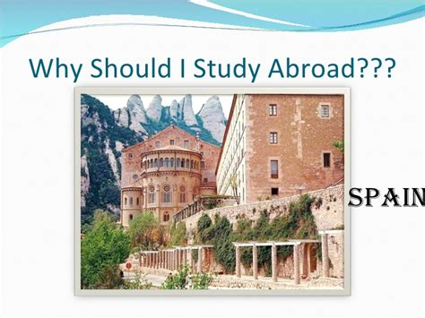 Mba Study Abroad by Mba Graduate Business Study Abroad Presentation