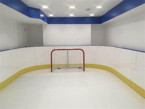 basement rink garage basement rinks archives d1 backyard rinks