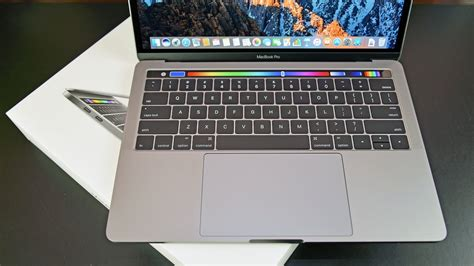 Apple Macbook Pro 13 With Touch Bar Touch Id 256gb Mlh12id A apple macbook pro 13 quot touch bar unboxing review
