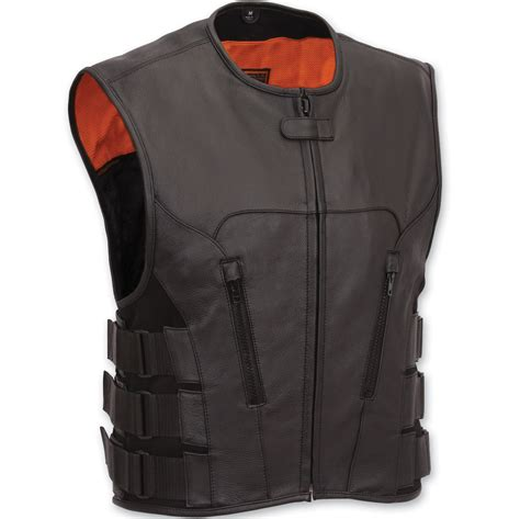 motorcycle riding vest image gallery leather vest
