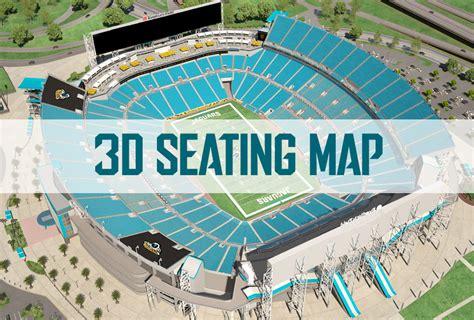 jacksonville jaguar stadium seating jacksonville jaguars stadium map afputra
