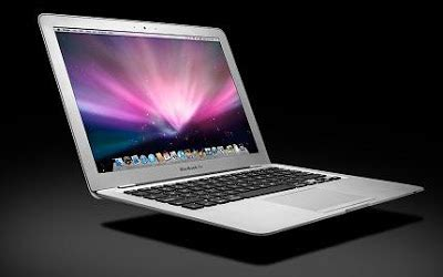 laptop apple macbook air mc233zp a harga dan spesifikasi