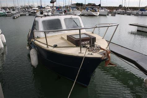 colvic fishing boats for sale uk colvic seaworker 22 boat for sale