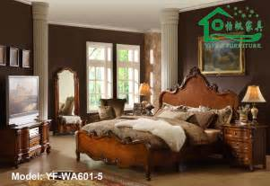 bedroom furniture solid wood cherry wood bedroom
