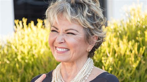 Roseanne Barr On Diet Junk Food And Health by Roseanne Barr Looks Better Than After A Drastic