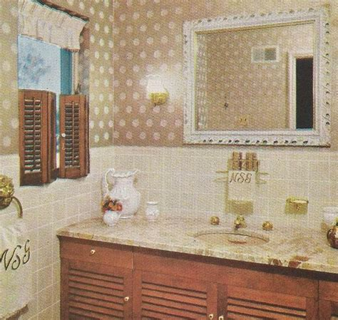 1960s bathroom design 1000 images about 1960s bathroom on pinterest bathrooms