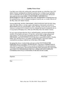 Waiver Template by Letter Exle Letter Templates And Templates On