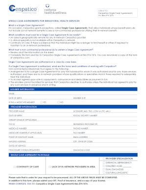 Behavior Contract Template Forms Fillable Printable Sles For Pdf Word Pdffiller Single Agreement Template