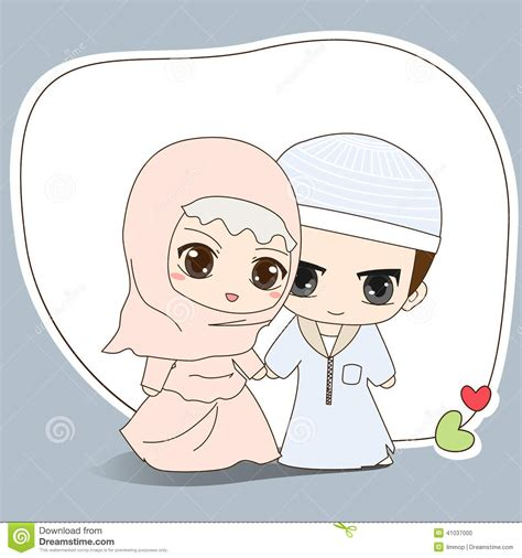 Muslimah Wedding Vector by Muslim Wedding Dress Stock Vector Image 41037000