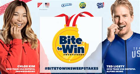 Nabisco Sweepstakes - nabisco bite to win sweepstakes 2018 bitetowinsweepstakes com