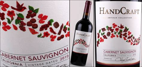 Handcraft Winery - handcraft cabernet sauvignon wine review