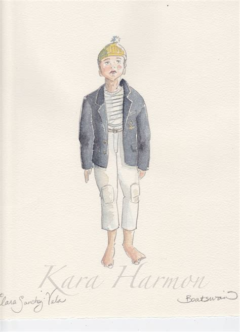 boatswain tempest the tempest nyc costume design kara harmon