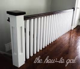 Step Banister The How To Gal Memoirs Of A Banister