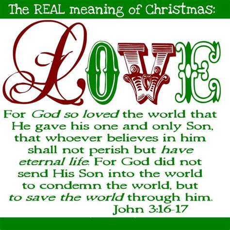 john 3 16 17 christmas pinterest