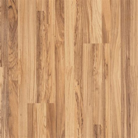 shop pergo max 7 61 in w x 3 96 ft l natural tigerwood smooth laminate wood planks at lowes com