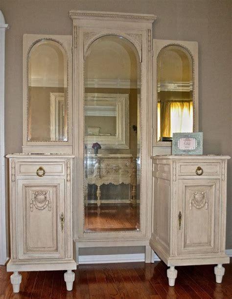 Antique Style Vanity by Antique Vanity Louis Xvi Style Sold