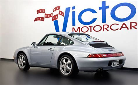 Victory Porsche Houston 1995 Used Porsche 911 At Victory Motorcars Serving