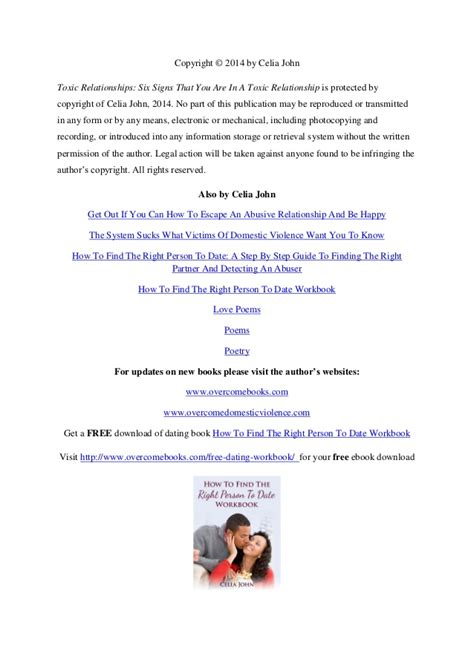 the s guide to eliminating toxic relationships books toxic relationships six signs that you are in a toxic