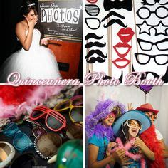Quincea 241 Era Ideas 2014 On Pinterest 36 Pins Quinceanera Photo Booth Template