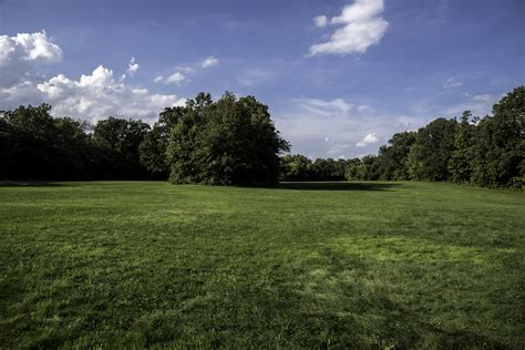 meadow and landscape at cayuhoga valley national park ohio image free stock photo public