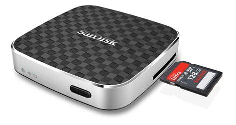 Harddisk Sandisk sandisk connect wireless media drive