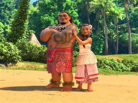 foto film moana photos new moana character images and info released by