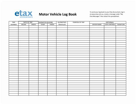 truckers log book template truck driver log book excel template clergy
