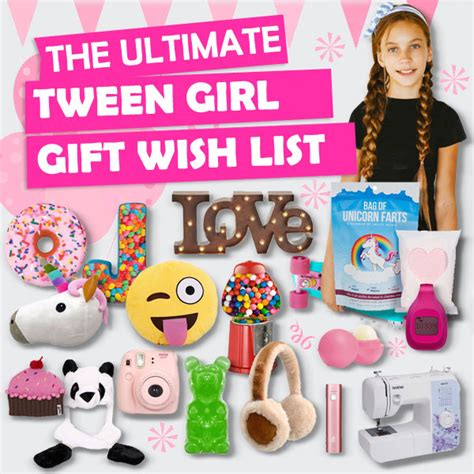 birthday gifts for 11 year old girls gifts for tween girls tween confident and young women
