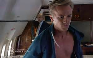 Tom Trouble In Paradise by Tom Felton Strips Shirtless To Play Billionaire