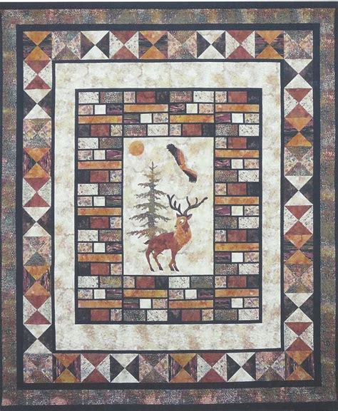Country Creations Quilt Shop by 1000 Images About Deer Quilt On Tree Quilt