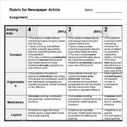 high school newspaper template newspaper article sle 8 documents in pdf word psd