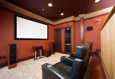 media room paint colors how to choose the right color for your media room