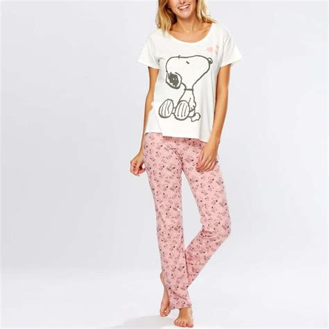 Cb Pajamas Snoppy Baju Tidur Snoppy Piyama Snoppy m 225 s de 17 im 225 genes excelentes sobre pijamas en dibujos animados trajes y rayas