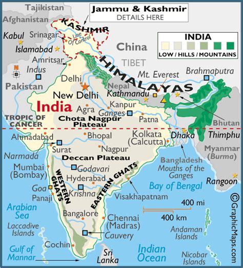 himalayan mountains map nature and mountains