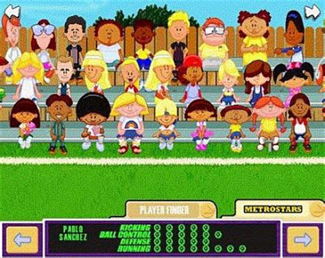 backyard soccer players pablo sanchez tumblr