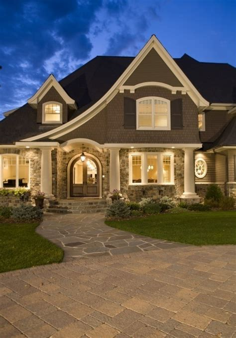 cottage style homes exteriors cottage style exterior home design ideas pinterest