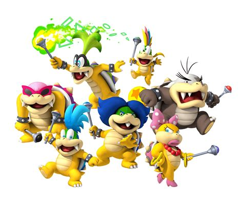 super mario bros wii characters new super mario bros wii artwork including the playable