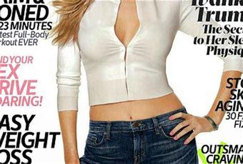 ivanka trump shape magazine usa may 2014 issue ivanka trump for shape magazine us may 2014 paperblog