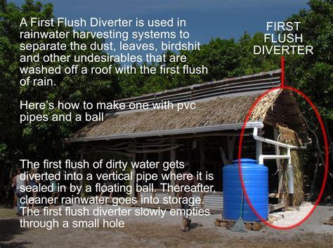 first flush diverter plans how to make a first flush diverter for rainwater harvesting