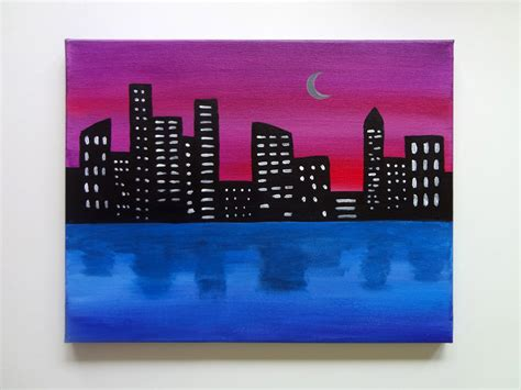 paint nite erie pa canvas paint erie pa painting birthday