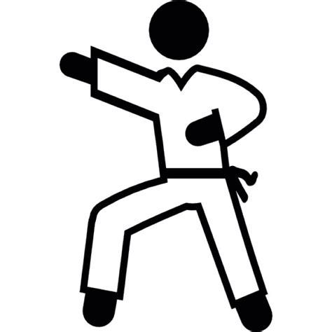 imagenes de karate en blanco y negro karate vecteurs et photos gratuites