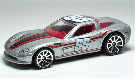 Sale Hotwheels Wheels C6 Corvette wheels silver c6 chevy corvette race car 55 diecast hw code cars 3 22 ebay