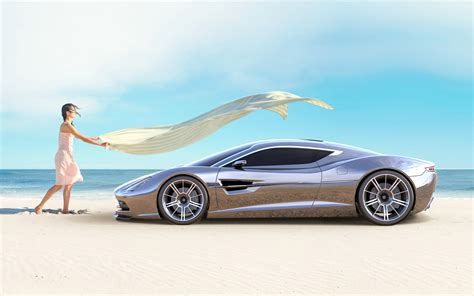 The Aston Martin DBC Concept Supercar   RuelSpot.com